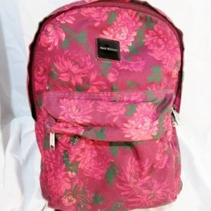 ISAAC MIZRAHI BACKPACK Shoulder Rucksack Bag